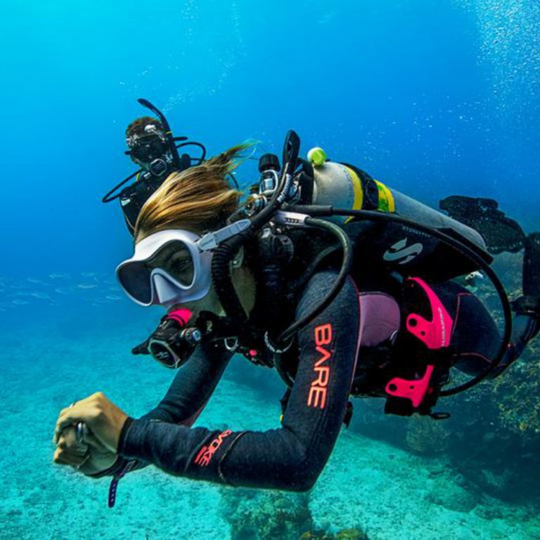 Advanced Open Water & Enriched Air Diver