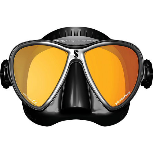 SCUBAPRO - SYNERGY TWIN MASK MIRROR LENS