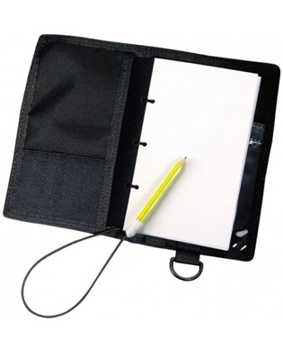 Underwater Note Book