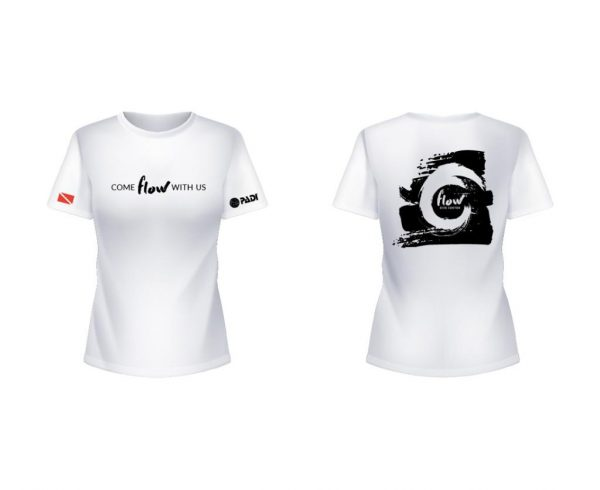 Flow Calligraphy T-Shirt